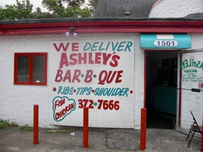 Ashley's Bar-B-Que  Image