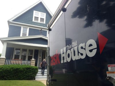 Behind the scenes of PBS's 'Ask This Old House' in Bay View Image