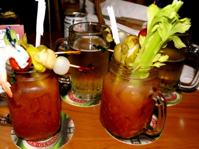 Ask OMC: Why do Bloodys come with beer chasers?