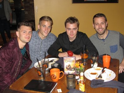 Lunch with Vinyl Theatre Image