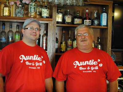 Sons strive to save Auntie's - their mom's bar and grill
