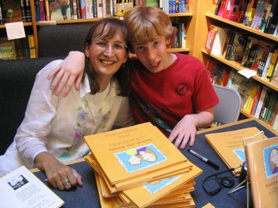 Art therapy leads to friendship and a book deal