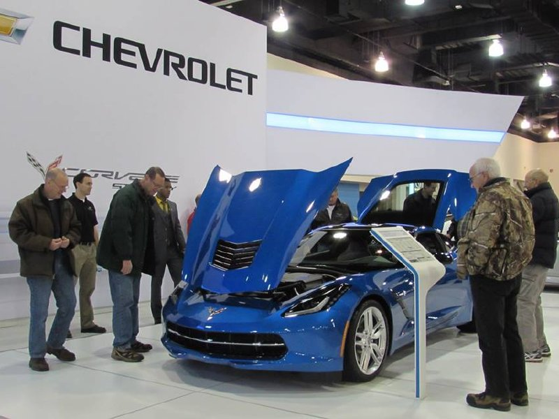 Greater milwaukee auto show parks downtown this weekend for Milwaukee motor vehicle department