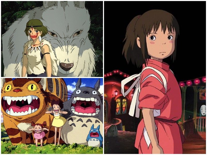 Several anime hits are headed to the avalon atmospheric theater this spring