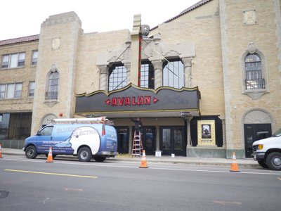 Urban spelunking: New life for the Avalon Theater Image