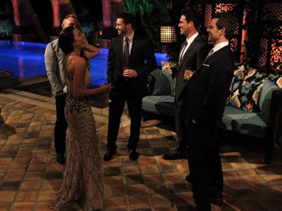 MKE ties on Bachelorette Image