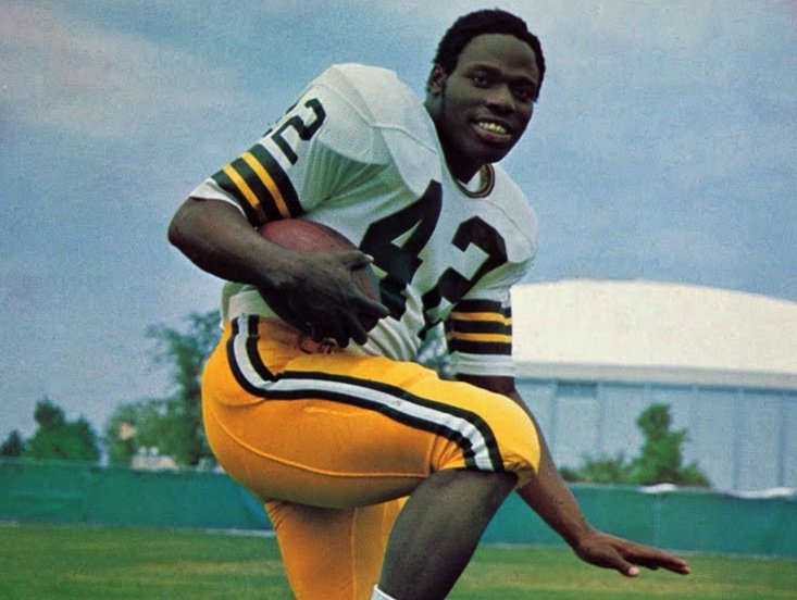 During the '70s, John Brockington was a mainstay in the Packers' backfield.