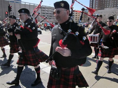 Local bagpipers might blow you away