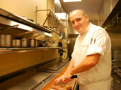 Featured chef: Matt Baier of Dream Dance Steak