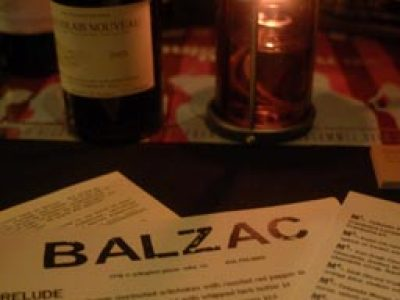 Balzac's tastes please, even if portions are small for Milwaukee palates
