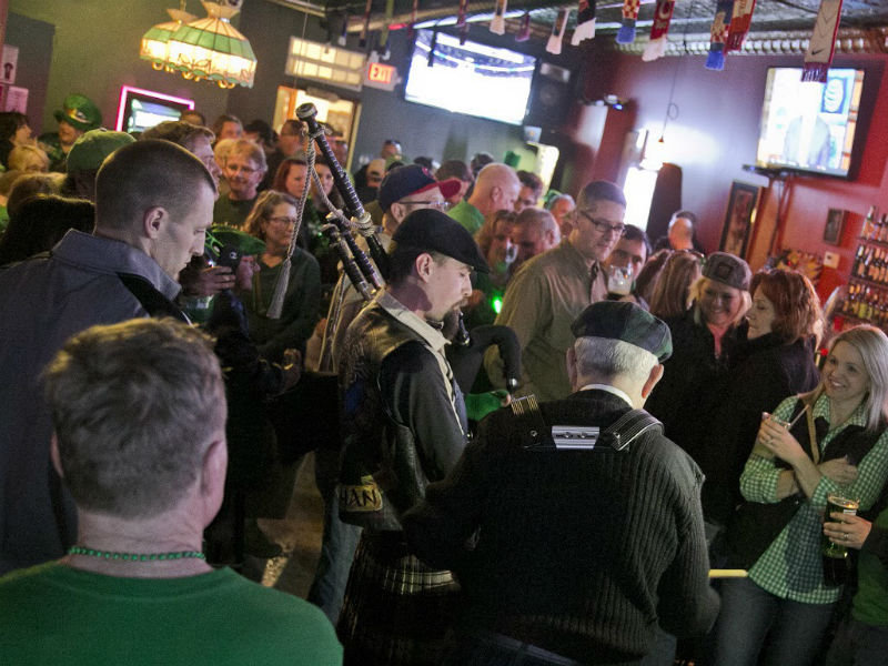 005845b72 Moran's Pub in South Milwaukee blowing out 22nd annual St. Patrick's ...