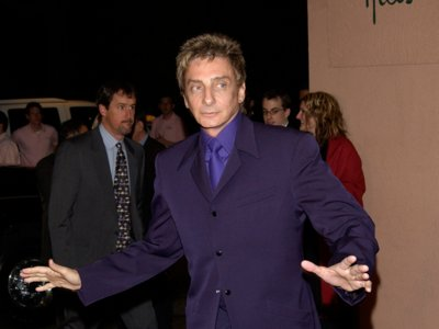 Manilow's last MKE show Image
