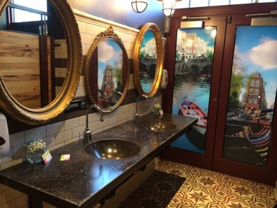 No. 1 bathrooms in Brew City bars and restaurants Image