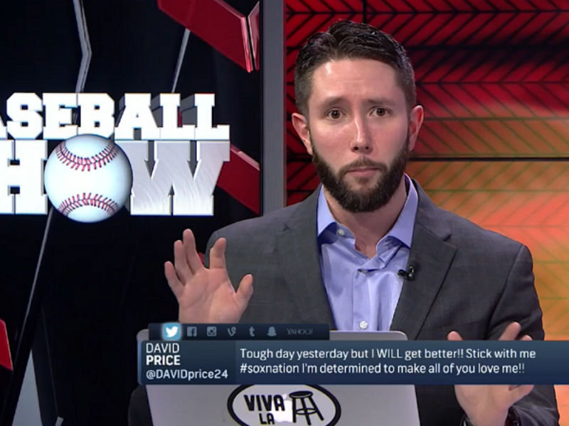 Why are the Brewers Barstool Sports MLB writer Jared Carrabis