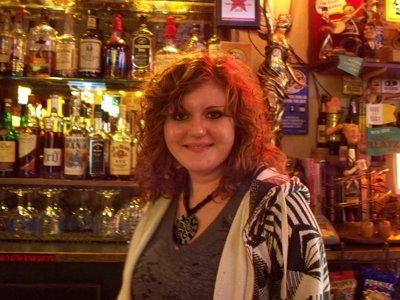 Featured bartender: Becky Vinz of Bomb Shelter