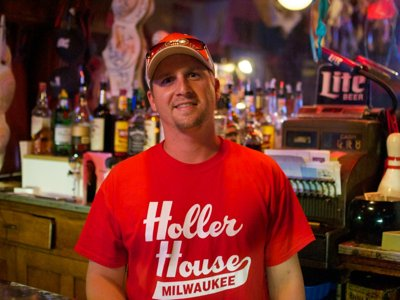 Featured bartender: Holler House's Kris Stuckert