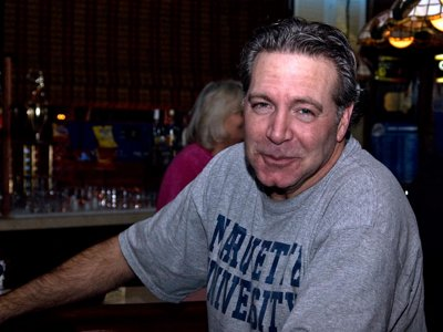 Featured bartender: Dick Doucette