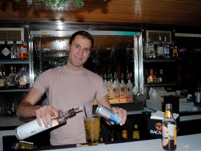 Featured bartender: Dan Bialzik of Etc. Lounge and La Cage