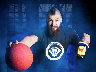 Bartender Olympian: Adam Griffin of The Monkey Bar