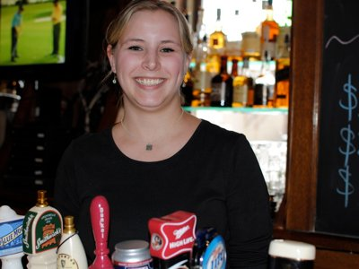 Featured bartender: Amber Anstey of Hooligan's