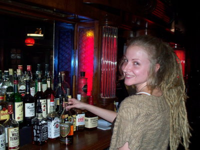 Featured bartender: Carol Armstrong of Red Dot