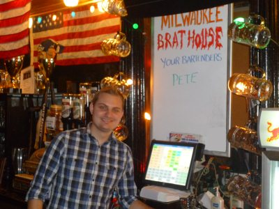 Bartender profile: Pete Marshall of the Milwaukee Brat House
