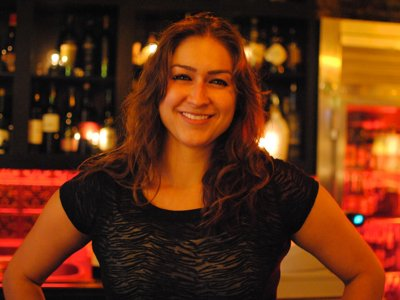 Featured bartender: Studio Lounge's Sarah Jones