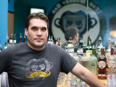 Featured bartender: The Monkey Bar's Tim Sluga