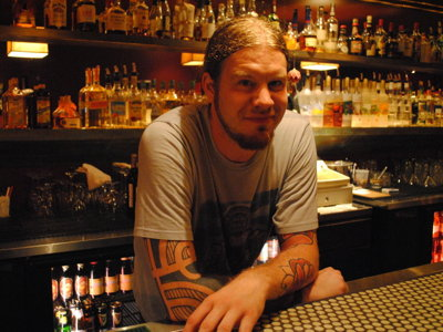 Featured bartender: Redroom's Ryan Alby