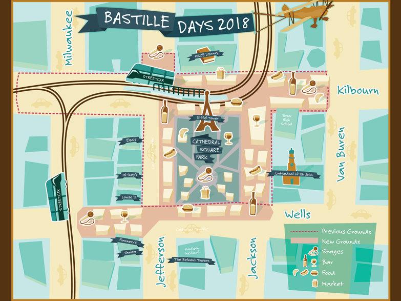 bastille day 2020 milwaukee