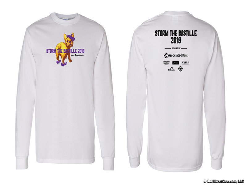 76c2175f4 Here's the 2018 Storm the Bastille T-shirt design - OnMilwaukee