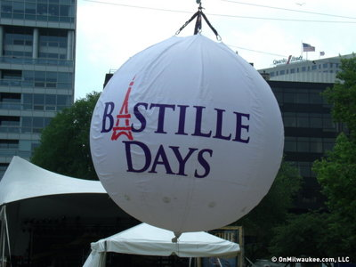 Bastille Days dates