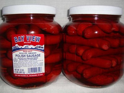 Bay View pickled foods