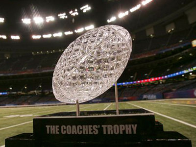 The BCS trophy is at stake. Will the winner earn it?