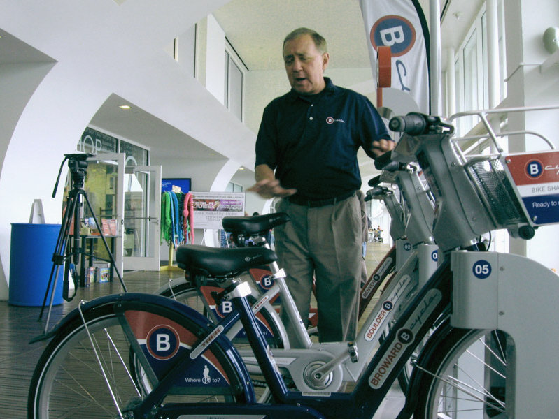 A B-Cycle representative explains the basics.
