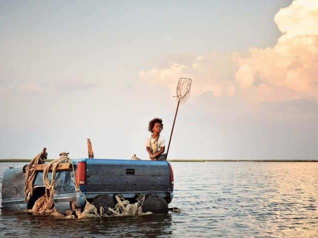 "Newcomer Quvenzhané Wallis stars in ""Beasts in the Southern Wild,"" in theaters now."