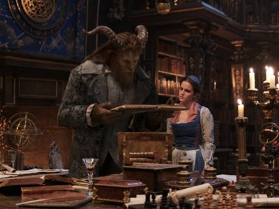 'Beauty and the Beast' adds little new to a tale as old as time Image