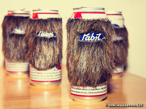 Bearded beers, just for you.