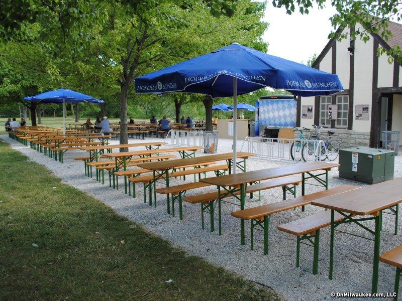 Estabrook Park Beer Garden Celebrates Grand Opening Onmilwaukee