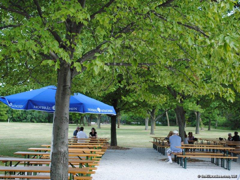 Estabrook Park beer garden celebrates grand opening - OnMilwaukee