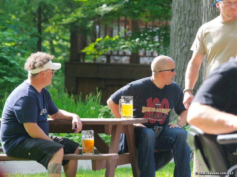 First look: Hubbard Park Beer Garden