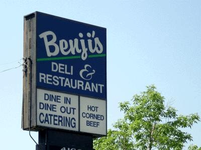 Benji's: A mecca for corned beef.