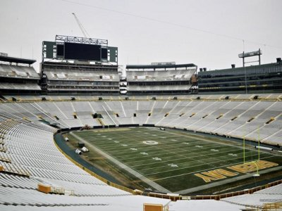 A return to Lambeau Field Image