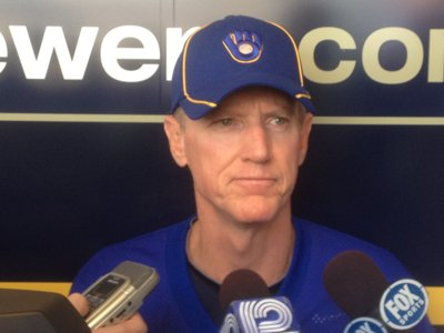 Roenicke's future with Brewers may be determined soon