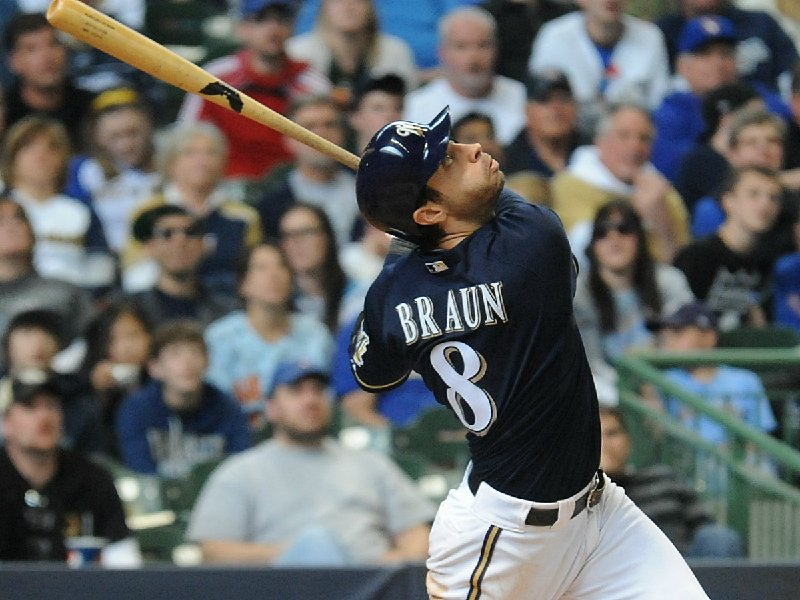 Brewers slugger Ryan Braun may one day face a difficult question from a young fan.