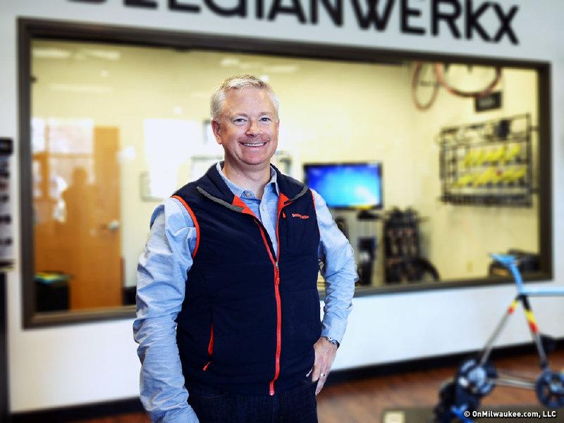 New Belgianwerkx Bicycle Studio owner wants to bring start