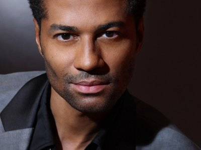 Eric Benet comes home for block party today