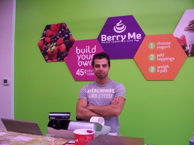 Berry Me opens on Brady Street