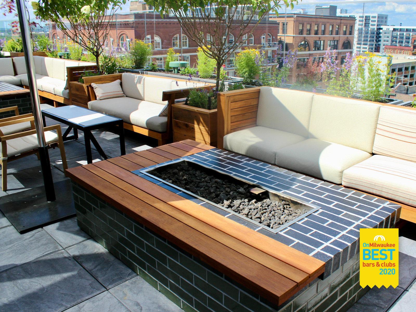 Milwaukee S Best Hotel Bar 2020