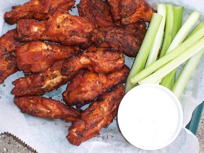 Milwaukee's best wings, 2017